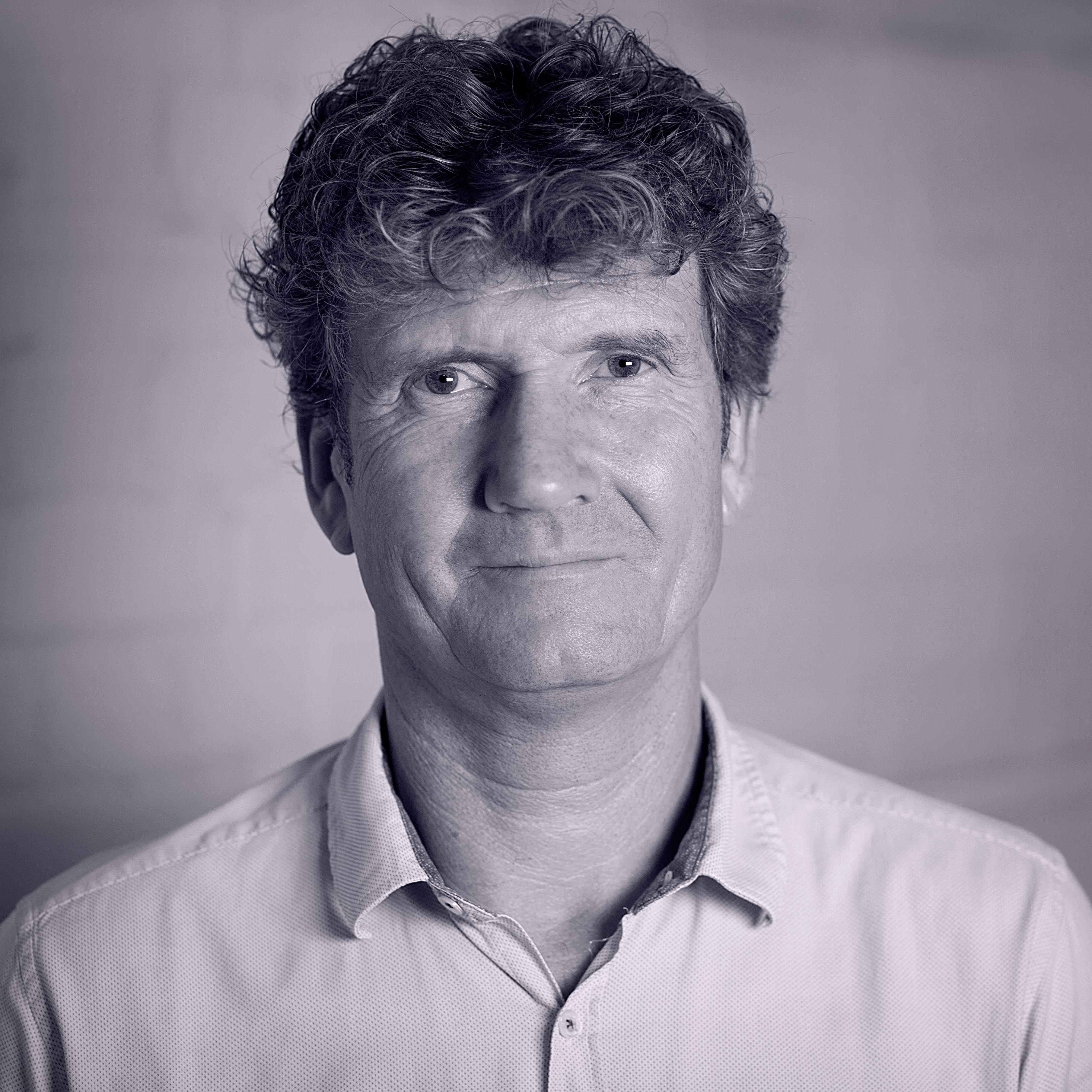 Richard Howey Nunn, director of Steeldeck stage and seating rentals